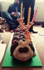 I worry that people aren't allowed Colin Caterpillar cakes for their 30th :(